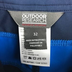 Outdoor Research Swim - Outdoor Research Lunch Counter Board Shorts Sz 32